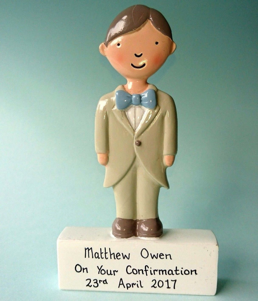 Personalised Boy in Suit